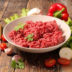 Steak Mince at Christie Butcher